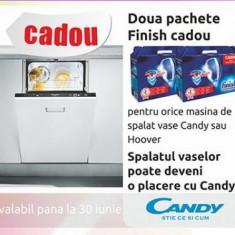 Masina spalat vase Candy CDI 5153 E10 / 3-S - Masina de spalat vase