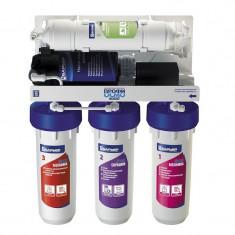 Prosop baie - Sistem de filtrare prin osmoza inversa, Barrier Profi Osmo Boost