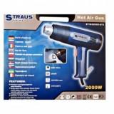 Scule Electrice - Pistol cu aer cald Straus Austria 2000W