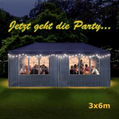 Mobila terasa gradina - Pavilion de gradina 3x6 m Cort de gradina Cort de bere
