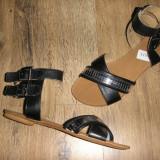LICHIDARE STOC! Superbe sandale dama piele, foarte comode, Sz 36 si 38 !, Piele naturala