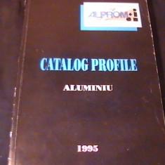 CATALOG PROFILE ALUMINIU-415 PG A 4- /1995-
