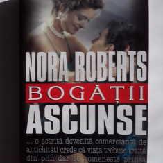 Bogatii ascunse - Nora Roberts / R7P3S - Roman dragoste