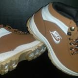 Bocanci barbati - Bocanci Ghete Nike Mandara Maro