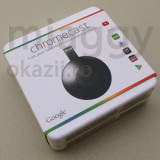Google Chromecast 2 (2015) HDMI - Netflix & HBOgo ready.  Livrare Gratuita Fan!