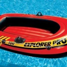Barca pneumatica 1 persoana Intex - Barca pneumatice