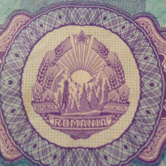 Bancnote Romanesti, An: 1966 - Bancnota 100 lei - Romania 1966