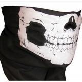 Echipament Airsoft - Masca protectie fata craniu, culoare neagra, paintball, ski, motociclism, airsoft