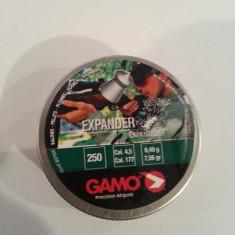 Pelete / alice arma aer comprimat Gamo Expander cal. 4,5 - 11 lei