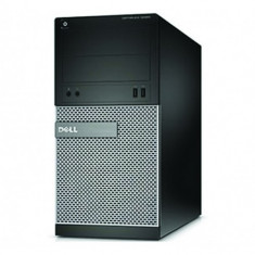 Sisteme desktop fara monitor - Dell Dell PC Optiplex 7020 MiniTower, Intel Core i5-4590 (6MB Cache, 3.30GHz), 4GB DDR3 1600MHz, 500GB 3.