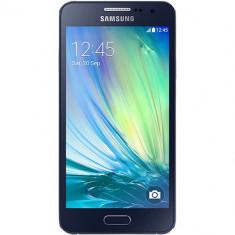 Telefon Samsung - Samsung Smartphone Samsung Galaxy a3 dualsim 16gb lte 4g negru a3000