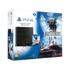 Sony Consolă PlayStation® PS4 1TB Star Wars Battlefront bundle