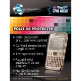 Casio Exilim Z77 folie de protectie (2 folii) 3M Vikuiti CV8