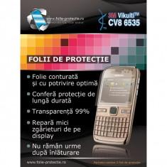 Panasonic Lumix DMC FS20 folie de protectie (set 2 folii) 3M CV8 - Accesoriu Protectie Foto