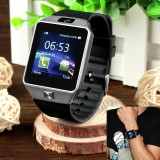 Ceas Telefon SMART-WATCH Inteligent SIM GSM DZ09 2015 Destept Smartwatch Android