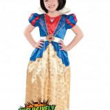 Costum copii - CLD106 Costum Alba ca Zapada copii