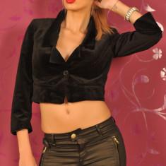 StR25 Bolero Catifea - Pulover dama, Marime: M