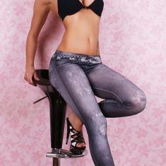 Y69 - Pantaloni Femei - Colanti - Colanti dama, Marime: S/M