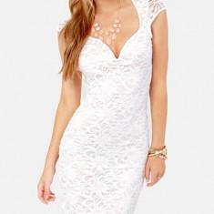 Rochie de seara - S259-2 Rochie eleganta cu dantela