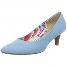 GDY108-24 Pantofi cu toc dama - Pantofi dama Tamaris, 37