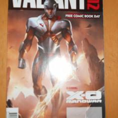 VALIANT - MAI 2012 - BENZI DESENATE IN LIMBA ENGLEZA - Reviste benzi desenate