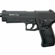 Replica pistol CZ99 Zastava ASG arma airsoft pusca pistol aer comprimat sniper shotgun