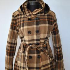 Palton dama - PALTON IN CAROURI DE FEMEI MARIMEA M/L