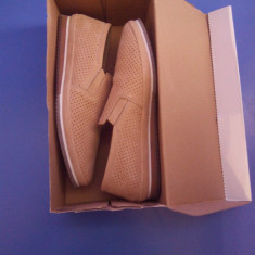 Pantofi PUFFY piele no.42