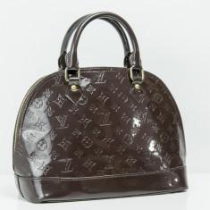 Geanta Dama Louis Vuitton, Geanta de umar, Asemanator piele - Geanta / Poseta de umar Louis Vuitton Alma LV - Cadou Surpriza