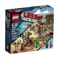 Vand Lego Movie-70800-Getaway Glider, original, sigilat, 104 piese, 6-12 ani