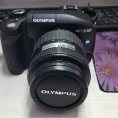 APARAT FOTO OLYMPUS E330 (LM03), Card Memorie, 10-20x