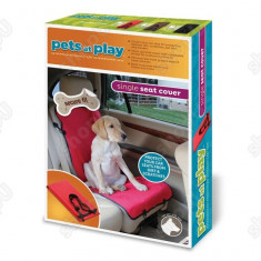 Patura protectie pentru bancheta masinii Pets at Play