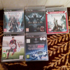 Consola PlayStation - Jocuri ps3