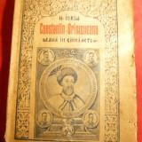 Istorie - N.Iorga - Constantin Brancoveanu -Prima Ed. 1920