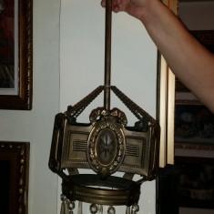 Vechi candelabru - Secession