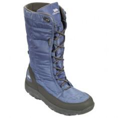 Cizme dama - Cizme de iarna pentru dame Trespass Subedge Blueice (FAFOBOK20005ICE)