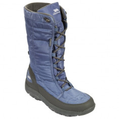 Cizme de iarna pentru dame Trespass Subedge Blueice (FAFOBOK20005ICE) - Cizme dama Trespass, Marime: 36, 37, 38, 39, Culoare: Albastru