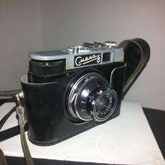 Aparat foto vechi, cu film