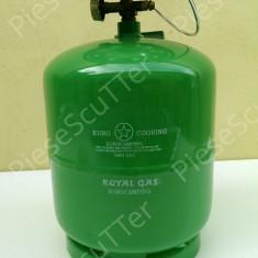 Butelie + Aragaz - Arzator Camping - Voiaj 5L - Litri ( nu necesita reductie )