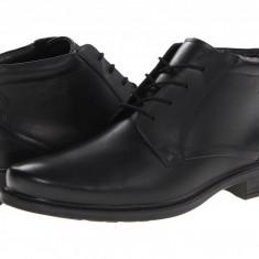 ECCO Dublin Plain Toe Tie Boot GTX   100% originali, import SUA, 10 zile lucratoare - z12210 - Ghete barbati