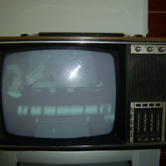 Televizor CRT - TELEVIZOR SPORT ROMANESC .SE VINDE CU PLATA AVANS LA BANCA, NU PLATA CU CARDUL !