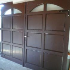 Usi termopan din lemn stratificat