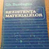 Carti Constructii - Rezistenta Materialelor - Gh. Buzdugan, 527461