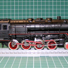 Macheta Feroviara, 1:87, HO, Locomotive - Locomotiva abur Lima E680 scara HO(3848)