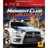 Midnight Club La Complete Edition Ps3