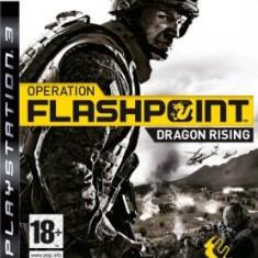 Operation Flashpoint Dragon Rising Ps3 - Jocuri PS3 Codemasters
