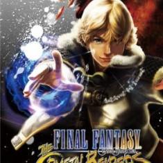 Final Fantasy Crystal Chronicles Crystal Bearers Nintendo Wii - Jocuri WII Square Enix