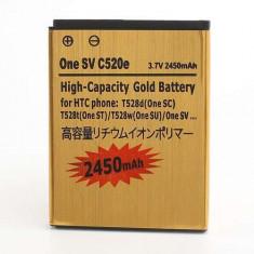 Baterie telefon - Acumulator De Putere HTC HTC Desire 500 Gold 2450 mAh