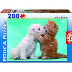 Puzzle Educa Kisses 200 Piese