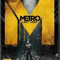 Metro Last Light Pc - Jocuri PC Thq